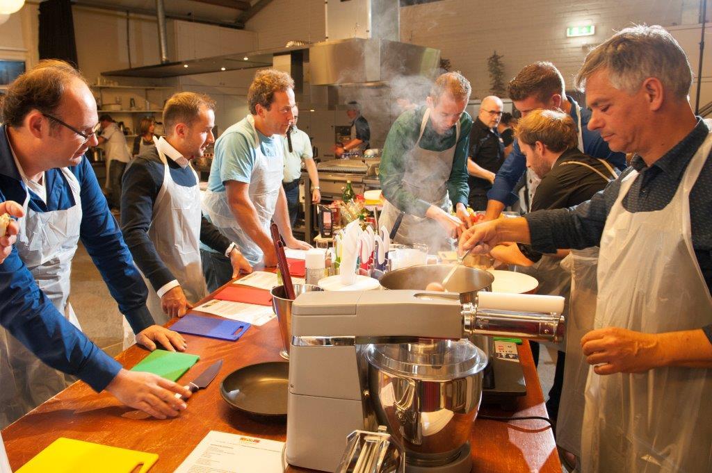 Onze filosofie is mensen leren koken